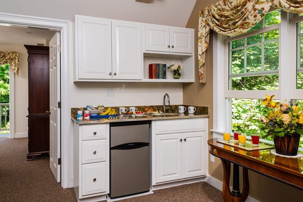 Bow Sprit Suite Kitchen
