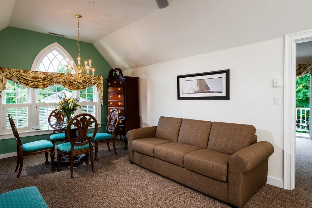 Bow Sprit Suite Living Room